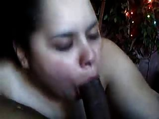 Slutty Latina Loves Herself The Black Cock