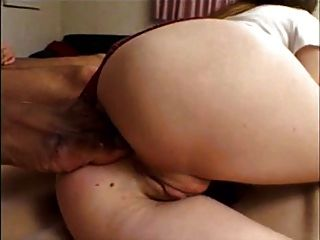 Anne Howe Sucking And Swallowing Two Loads