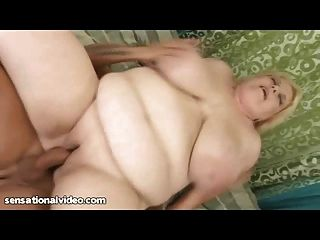 Old Bbw Slut June Kelly Gets Fucked By Young Cock