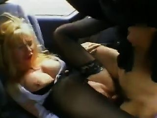 Amazing Fuck In The Car By Troc