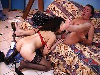 Alisha french beurette take big cock 7