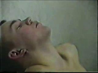 Russian Dirty Blond Whore Fucked