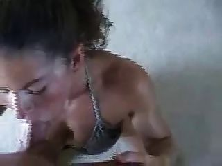 Girl With Great Body Blowjob And Cumshot