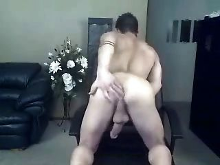 Young Horny Boy Play With Dick
