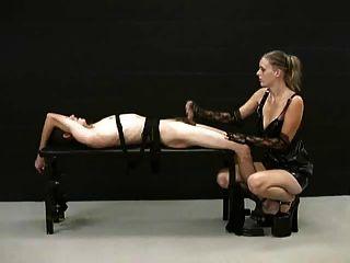 Cock Draining Training
