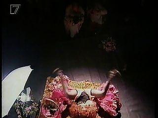 Annie Sprinkle On Stage