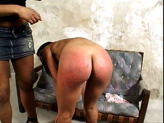 Ebony Ass Beater 4