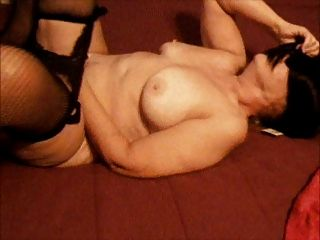 Masturbating On Bed