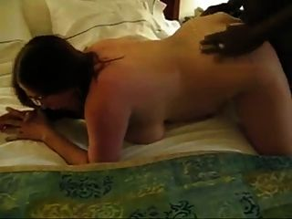 Horny Bbw Wife Fucking With Her Black Lover