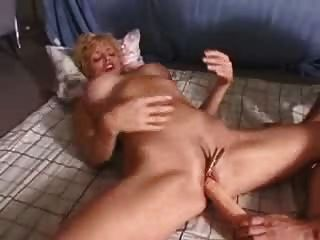 Blonde Wife Gets Used
