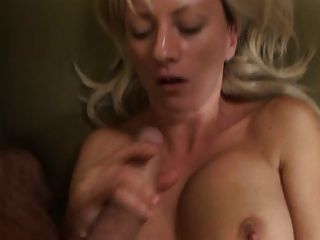 Beautiful Lady With Amazing Big Tits Assfucked By 2 Guys