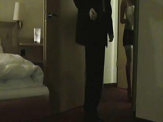 Real Whore Gets Fucked In A Hotel Room