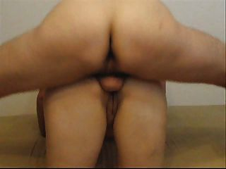Hot Ass With Cream Pie And Fall Of Cum