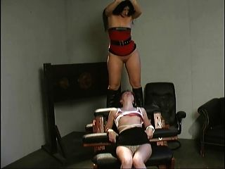Miss Hide Enjoying Her Workout On Tiny Subslut