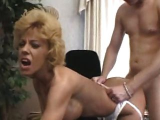 Mature Mom Teaches Young Guy To Fuck