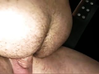 White Daddy Fucks Leather Daddy