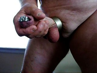 Cumming At Work!!!!!!