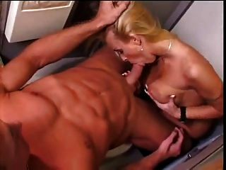 Bisexual Sex In The Plane - Mile High