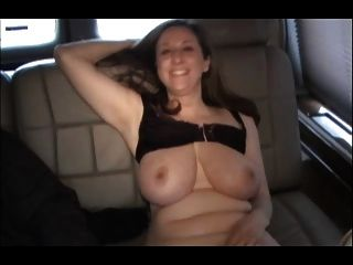 Big Tittie Mature Kitty Enjoys Anal Ride