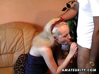 Amateur Girlfriend Full Blowjob With Facial Cumshot