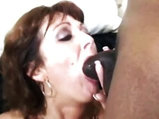 Mature Whore Takes The Milk Of Blacks