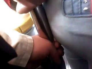 Touching A Juicy Culo On Da Bus, Hells Yeah!
