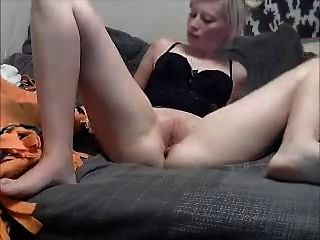 Going For A Ride On My Big Dildo
