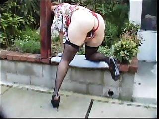 Fat Ass White Girl