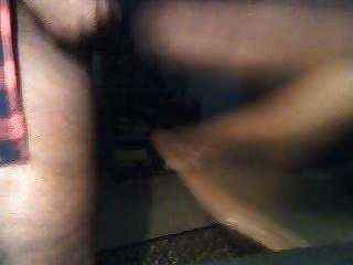 Black Milf Frubbing Clit