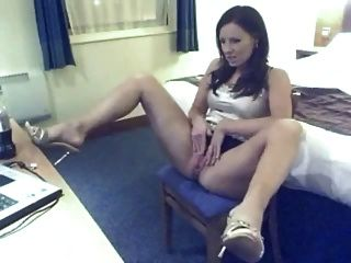 Hot Webcam Lady