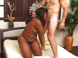 Black Mature Women 8 - Denise Scene