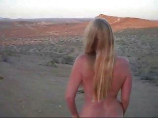 Hot Mature Blonde Nip