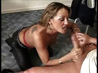 Bitch Sucks Cock 29