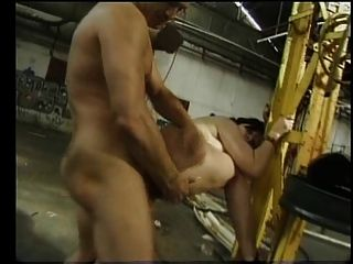French Amateur Granny Anal1