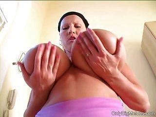 Laura Orsolya Boobs Fun