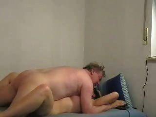 Ehepaar Im Bett