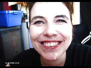 Facial Cum-pilation