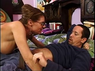 Hot Older Woman Gets Fucked From Behind