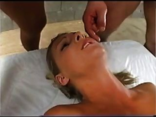 Ashley Long Gangbanged And Swallowed All Cum