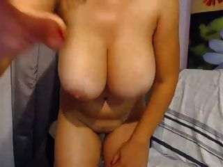 24y Girl With Huge Tits Do A Webshow For Me