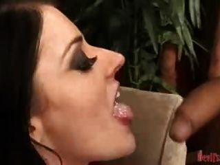 Sexy Girl Gets Fucked By Three Horny Transsexuals