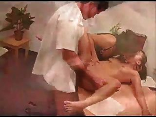 2 Asians Fuck The Boss In Office