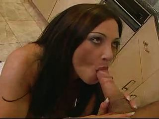 Cathy Barry Fucked In The Kitchen