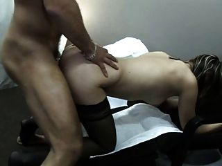 Hot Girl 25 French Massage 2