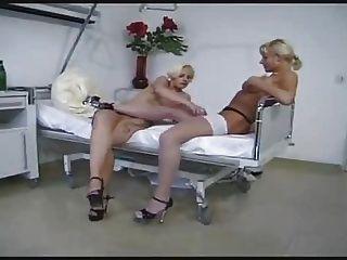 Horny Lesbians In Hospital ...f70