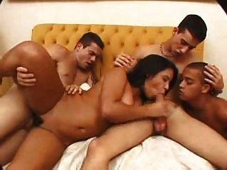 3 Guys 1 Girl