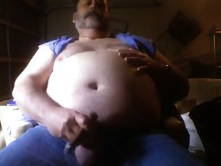 Fat Smoking Bear 2