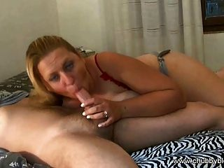 Blonde Deep Throat And Goo Lover
