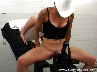 Cowgirl Got Sucked And Fist Fucked
