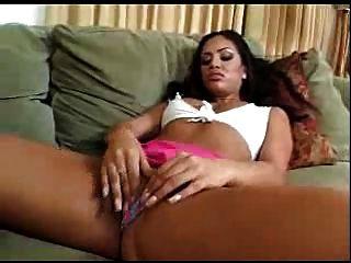 Hot Girl Masturbates 3